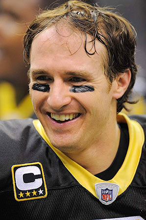 Farkas Tries To Get In The Black With Brees…