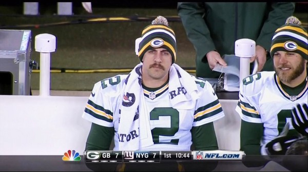 Packers Score Off The Field With Movember, CFL On The Field With Centennial