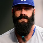 Pitch To Shave Brian Wilson Hits A Homer…