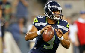 Russell Wilson, Alaska Airlines Score Together