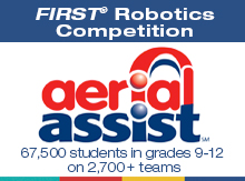 As A Property, Competitive Robotics Continues To Grow…