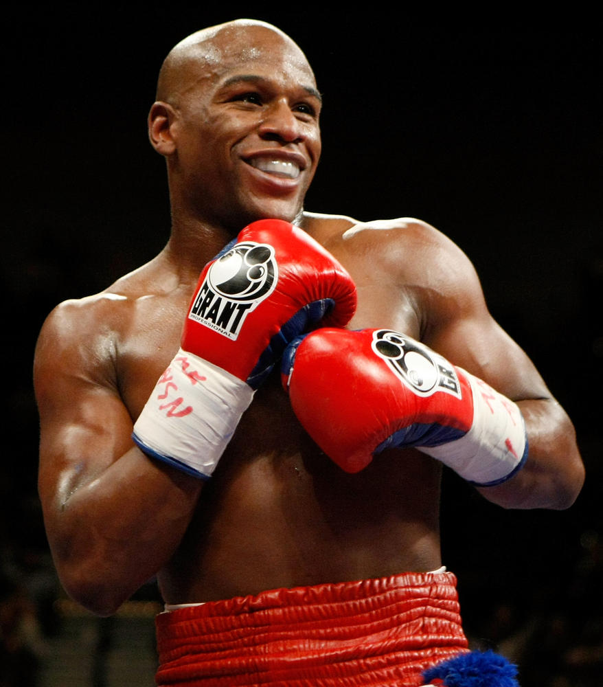Why Mayweather Is Money…