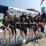 Trying The Clipper Race; The One On The Sea, Not The Court…