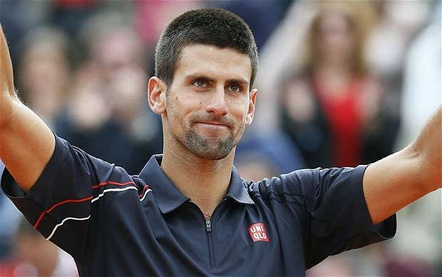 Djokovic Scores In China…