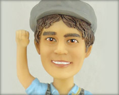 Bobbleheads For Broadway…