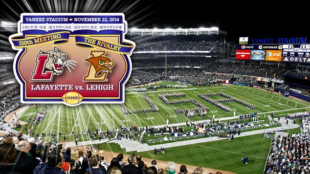 Best Story In College Football? How About Lehigh-Lafayette And 50K At Yankee Stadium