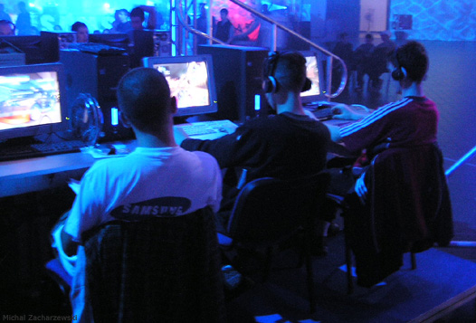 E-Gaming Keeps It's Business Push Forward