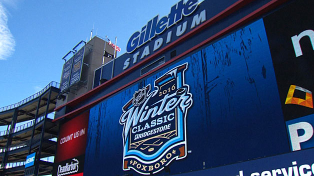 Bridgestone NHL Winter Classic Looks To Score In Social