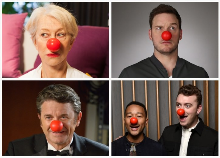 Red Nose Day Returns; Any Athletes Or Teams In?