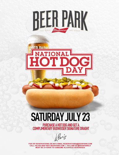 Hot Dog Day Missed A Beat…