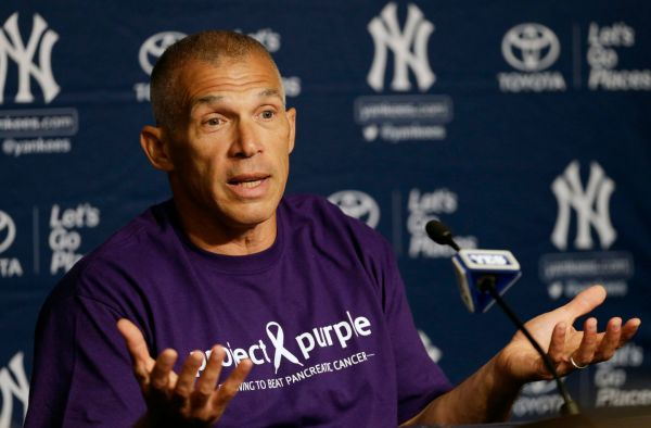 Wearing For The Cause: Yanks Girardi Uses His Platform For Good…