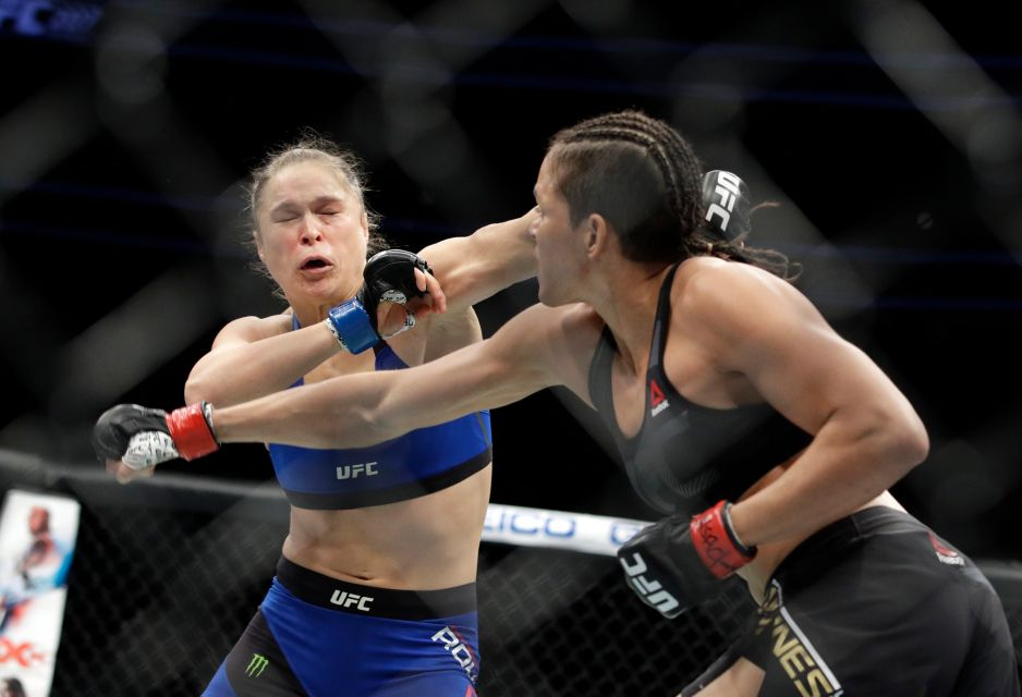 As A Brand, Don't Count Rousey Out…