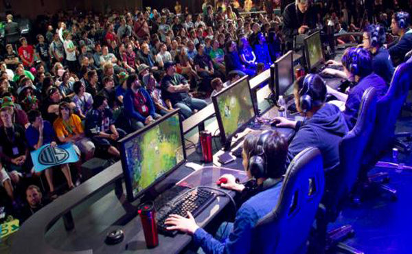 March Madness of A Different Kind? College eSports Grows…