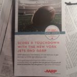 Jets, AARP Float A Smart Senior Promo…
