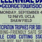 College Creativity: Georgetown Soccer And Millennial Day…