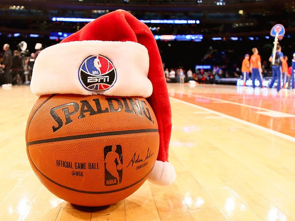 Owning The Storytelling Window The Nba And Christmas Day